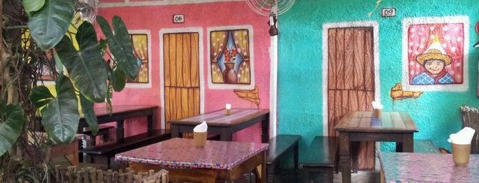 Maria Maria Tapioca e Soparia is one of Best Restaurants Recife/Melhores Restaurantes.