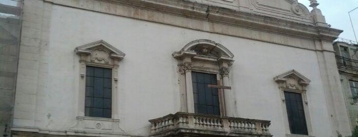 Igreja de São Domingos is one of Lissabon.