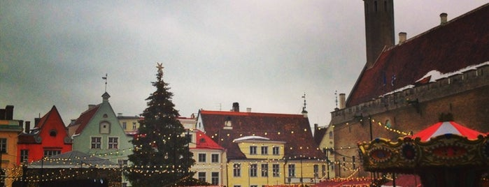 Vanalinn | Old Town is one of Tallinn.