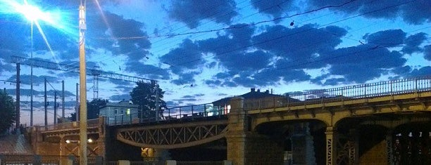 Боровой мост is one of там где мы.