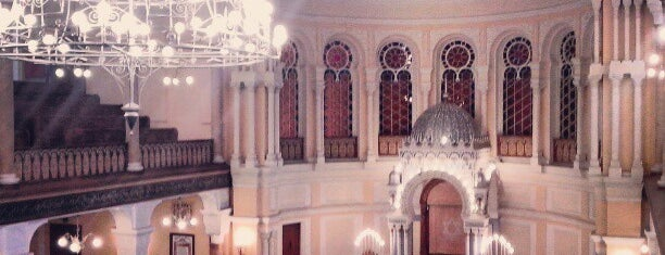 Grand Choral Synagogue is one of СПб..