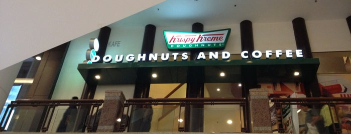 Krispy Kreme Doughnuts is one of Kuala Lumpur.