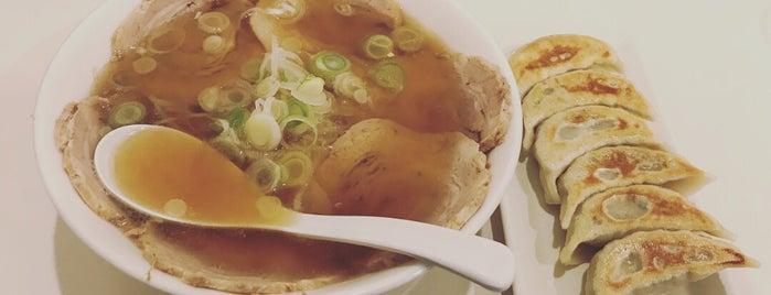 らーめん榎穏 is one of 兎に角ラーメン食べる.