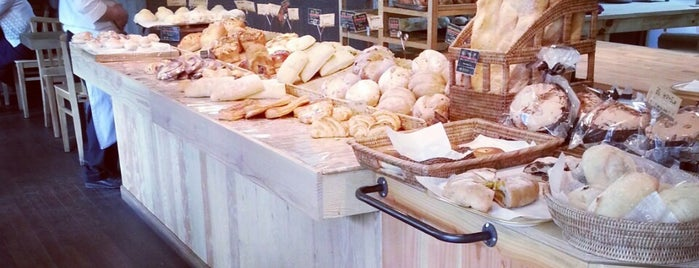Montmorency Boulangerie is one of Coffee&desserts.