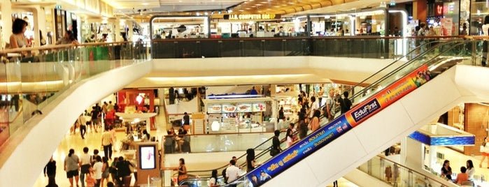 CentralPlaza Lardprao is one of GoDPoweR.