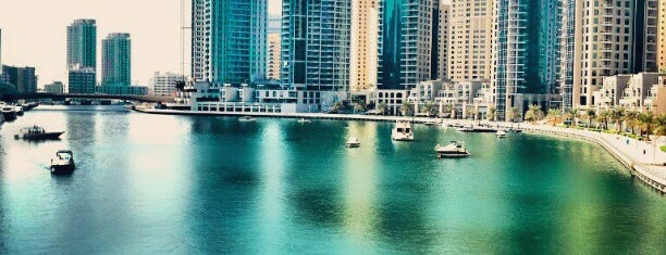 Dubai Marina Walk is one of Best places in Dubai, United Arab Emirates.