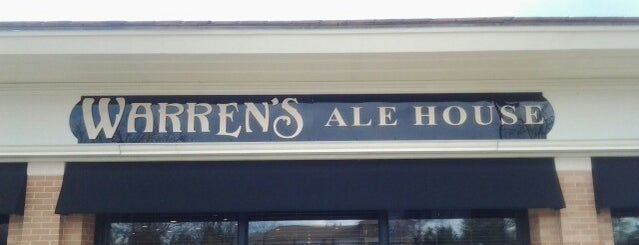 Warren's Ale House is one of 2013 Chicago Craft Beer Week venues.