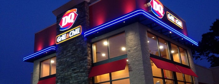Dairy Queen is one of Favorites.