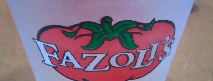 Fazoli's is one of 20 favorite restaurants.