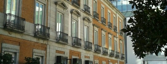 Museo Thyssen-Bornemisza is one of Madrid.