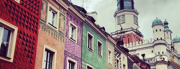 Stary Rynek is one of My Poznan Best.