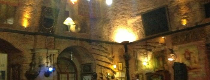 Safiye Sultan Cafe is one of tarihi dokulu restaurantlar.