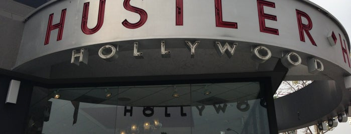 Hustler Hollywood is one of The 15 Best Places for Costumes in Los Angeles.