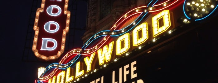 Hollywood Theatre Is One Of The 11 Best Movie Theaters In Portland.