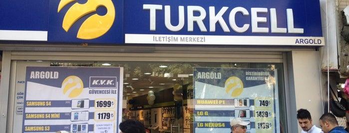 Turkcell İletişim Merkezi is one of Eskişehir Turkcell İletişim Merkezleri.