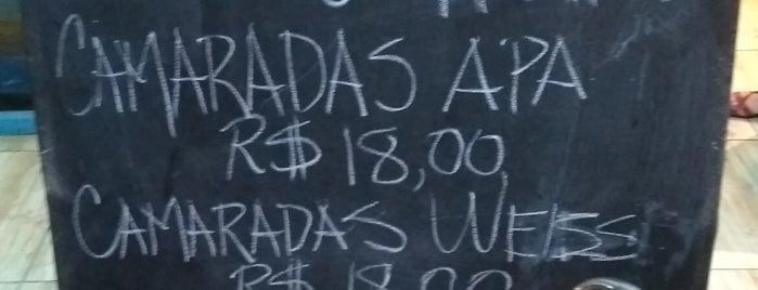 Os Camaradas is one of Melhores Restaurantes e Bares do RJ.