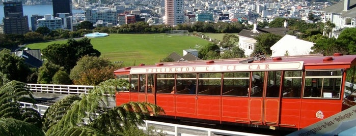 Wellington Cable Car is one of Places with Personality in Wellington.