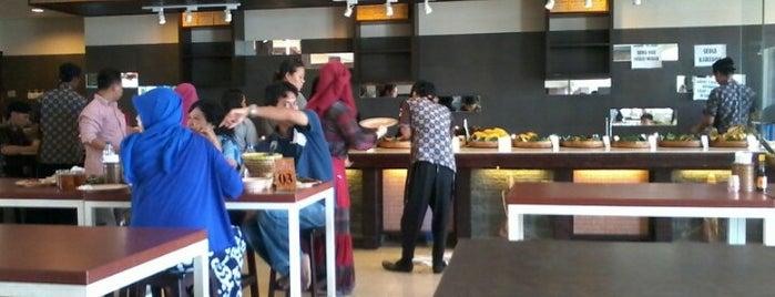 Warung Nasi Ampera is one of Places in Pamulang. Tangerang..