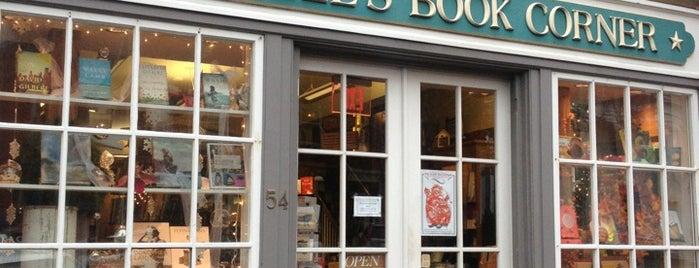 Mitchell's Book Corner is one of Nantucket.