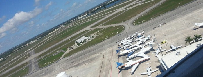 Opa Locka Airport (OPF) is one of A.