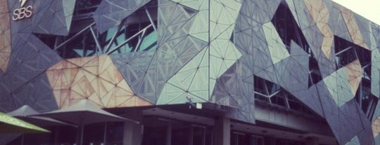 Australian Centre for the Moving Image (ACMI) is one of arts ○△♡.
