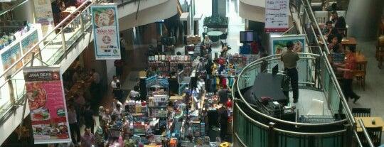 Citywalk Sudirman is one of Jakarta. Indonesia.