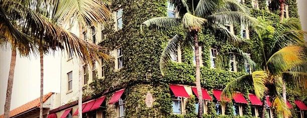 Van Dyke Cafe is one of Miami Arts + Food.