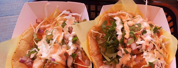 Mike's Taco Club is one of The 15 Best Places for Seafood Tacos in San Diego.