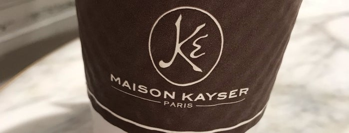 Maison Kayser is one of Coffee Shops.