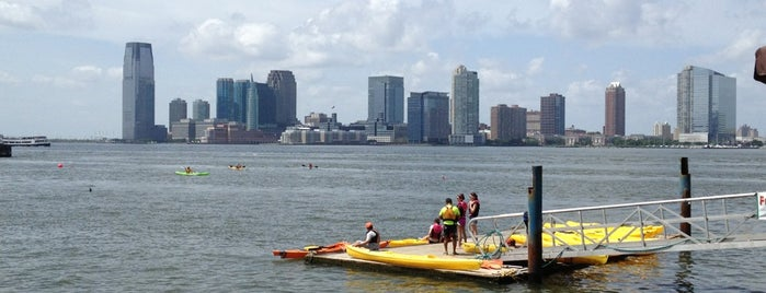Downtown Boathouse is one of Top 20 Free Things to Do in NYC.