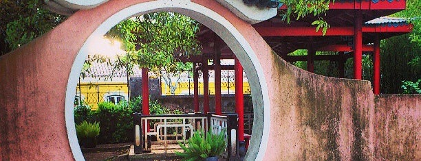 Jardim Botânico Tropical is one of Passear a pé.