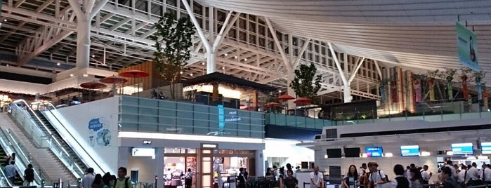 International Terminal is one of Letty's list.