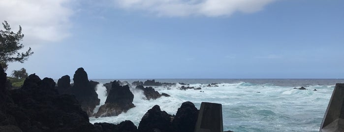 Laupahoehoe Scenic Point is one of HI spots.