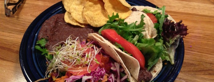 Vegeria Vegan Tex-Mex is one of San Antonio.