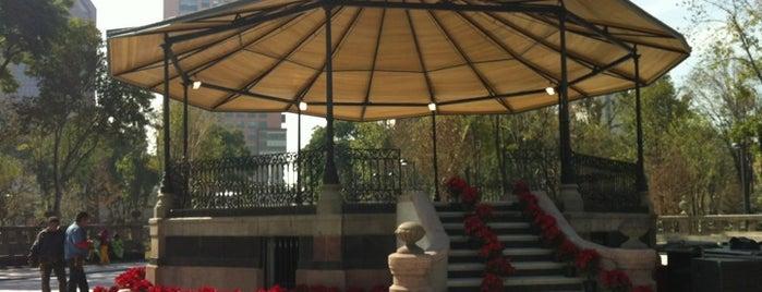 Alameda Central is one of ¡Cui Cui ha estado aquí!.