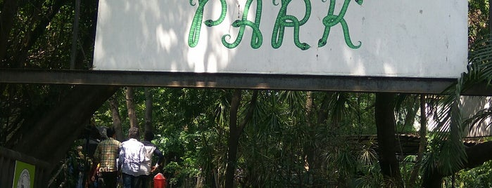 Rajiv Gandhi Zoological Park is one of Visiting Pune?.