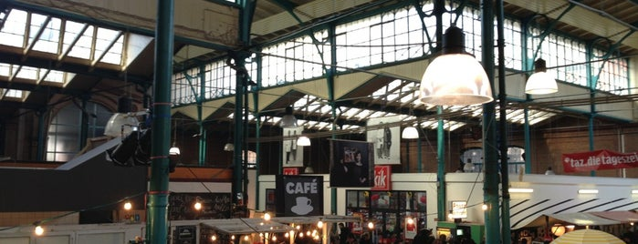 Markthalle Neun is one of ★ Berlin.