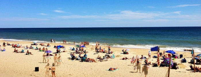 Kirk Park Beach is one of Montauk, NY.