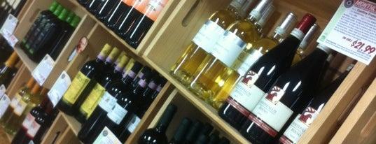 Wine Authorities is one of Carolina's Expansive Wine List.