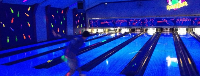 Stone Bowling Lanes is one of Cincinnati.