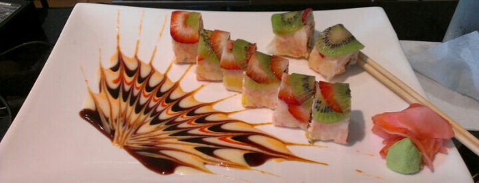 "Geisha ""Sushi With a Flair"" - Denham Springs is one of Baton Rouge."
