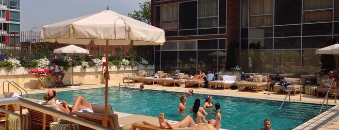 McCarren Hotel & Pool is one of New York.