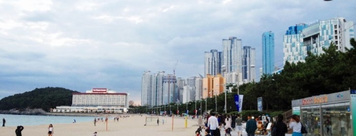 Haeundae Beach is one of SEOUL NEW JERSEY.