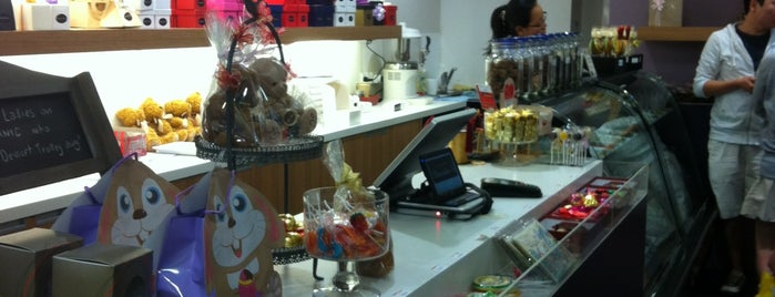 The Sweetest Little Chocolate Shop is one of 4sq special NZ.