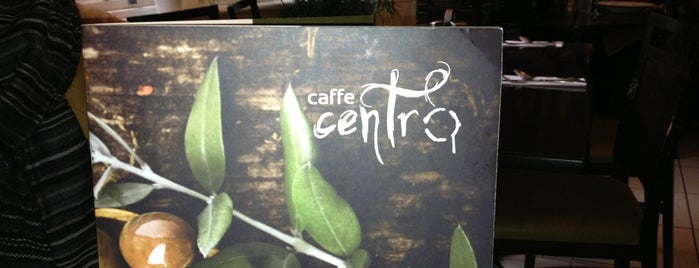 Caffe Centro is one of All-time favourites.