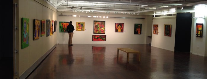 Pepco Edison Place Gallery is one of Members.
