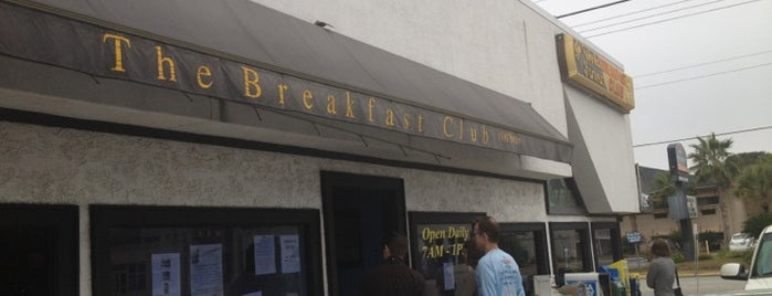 Breakfast Club is one of Savannah - Always More to Discover!.