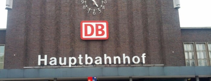 Duisburg Hauptbahnhof is one of Bahnhöfe Deutschland.