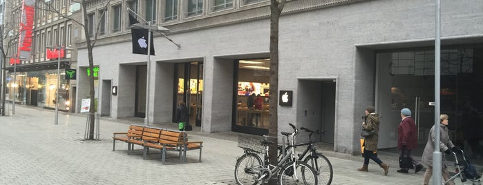 Apple Store is one of Hannover.