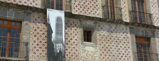 Museo Archivo de la Fotografía is one of CDMX e Oaxaca.